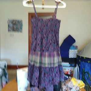 Summer dress size Small  Mossimo